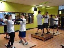 Group Wing Chun Kung Fu Classes at Atlantic Warriors Wing Chun Kung Fu