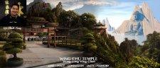 WING CHUN TEMPLE Wong Long Wing Chun