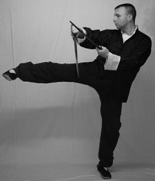 Sifu Jon Poole