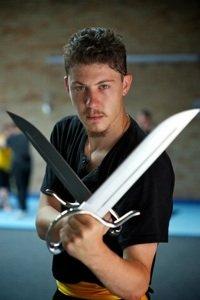 Sifu Shane Stuart of Perth Wing Chun Kung Fu Academy