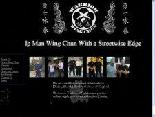 Warrior Wing Chun