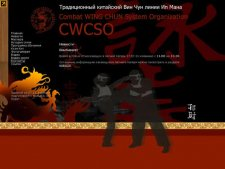 Combat Wing Chun System Organization