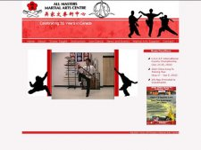 All Masters Martial Arts Centre