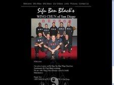 Sifu Ben Black's Wing Chun of San Diego