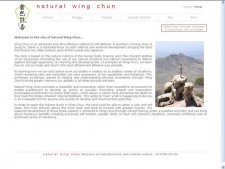 Natural Wing Chun