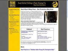 East-West Wing Chun: San Francisco