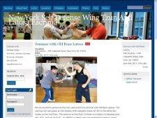 New York Self-Defense Wing Tzun & Latosa Escrima