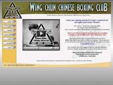 Wing Chun Chinese Boxing Club