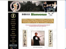 Combat Wing Chun System Lithuania