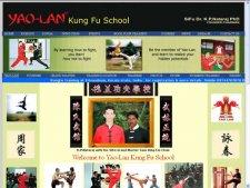 Yao-Lan Kungfu School