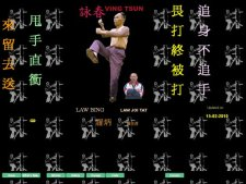 Law Bing Ving Tsun Kung Fu