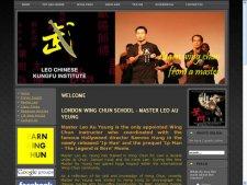 Leo Chinese Kung Fu Institute