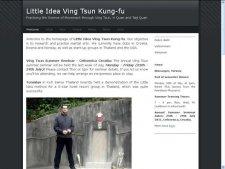 Little Idea of Wing Chun Kung Fu