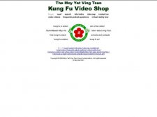Moy Yat Ving Tsun Kung Fu Video Shop - Iowa City Branch