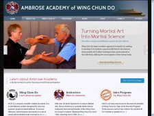 Ambrose Academy of Wing Chun Do - Livonia
