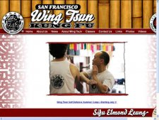 International WingTsun Associaton - S.F. Branch