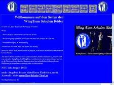 WingTsun Schulen Röder