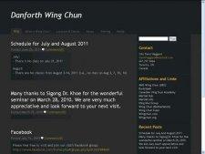 Danforth Wing Chun Toronto