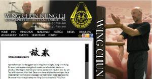 Wing Chun Utrecht - Sportschool van den Berg