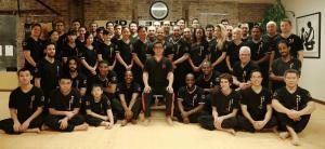 WAN Kam Leung Practical Wing Chun America - William Kwok lineage
