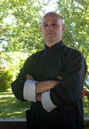 Sifu Furio Piccinini, official representative for Master Sam Lau in Italy.