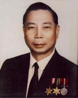 Law Ting Chau
