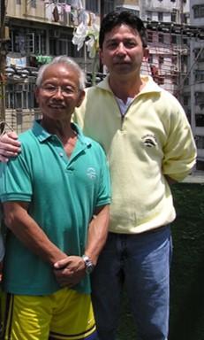 Grand Master Kwok Wan Ping & Sifu Alton Miller