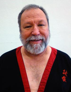Sifu Mike Adams, 5th Practician Level in Leung Ting WingTsun®