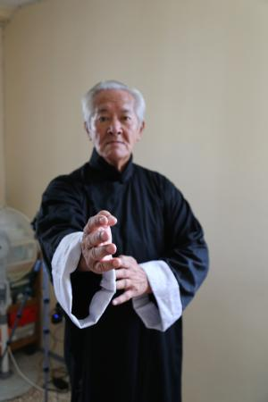 wing chun, wong long ching