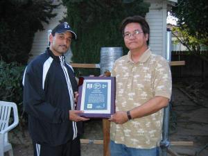 Ernie Barrios, Gary Lam