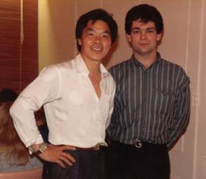Ian Protheroe & William Cheung