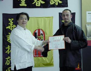 Joseph Sayah & William Cheung