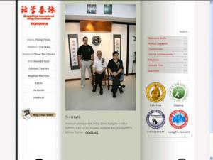 Donald Mak Int'l Wing Chun Institute-Romania