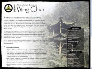 Sunshine Coast Wing Chun