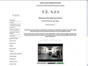 The Wing Chun School