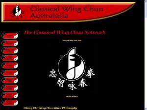 Classical Wing Chun Australasia: Schools - Chung Chi Wing Chun Kuen