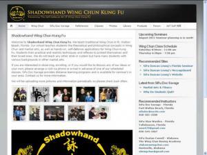 Shadowhand Wing Chun