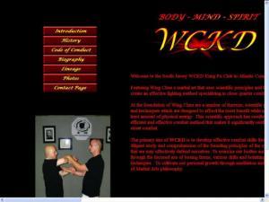 South Jersey Wing Chun Kuen Do Kung Fu Club