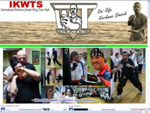 IKWTS International Korkmaz Simsek Wing Tsun Style