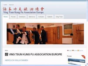 Ving Tsun Kung Fu Assn. Europe