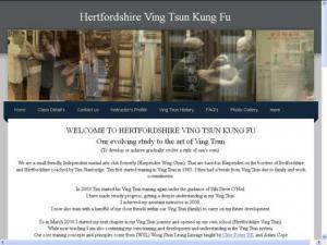 Harpenden Wing Chun Kung Fu
