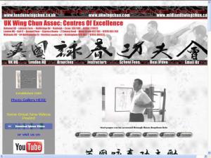 UK Wing Chun Kung Fu Association