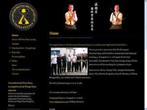 Wan Kam Leung Practical Wing Chun Kung Fu