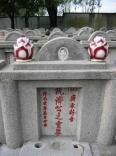Grave of the Vietnam Wing Chun founding father (Sư tổ) Nguyễn Tế Công