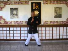 Embedded thumbnail for Sil Lim Tao (Little Idea) Wing Chun first form,Sifu Jose Colon
