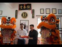 Embedded thumbnail for Ip Man Wing Chun Penang New Kwoon opening ceremony highlights