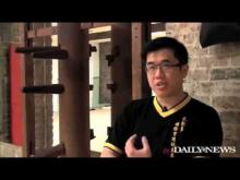 Embedded thumbnail for Sifu William KWOK Wai Yin interviewed by New York Daily News
